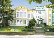 Hotel Deutschland,   Usedom (Ostsee),   Garni Eden in Ostseebad Ahlbeck  in Deutschland Nord in Eigenanreise