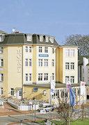 Hotel Deutschland,   Usedom (Ostsee),   See-Eck in Ostseebad Heringsdorf  in Deutschland Nord in Eigenanreise