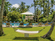 Resort Costa Las Ballenas (3*) in Las Terrenas auf der Halbinsel Samana in der Dominikanische Republik