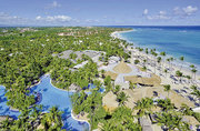 Das Hotel Meliá Caribe Tropical All Inclusive Beach & Golf Resort im Urlaubsort Punta Cana