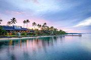 Hotel Fiji,   Fiji,   The Warwick Fiji Resort & Spa in Coral Coast  in Ozeanien Pazifik in Eigenanreise