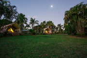 Hotel Cook-Inseln,   Cook Island,   Ikurangi Eco Retreat in Rarotonga  in der Südsee Pazifik in Eigenanreise