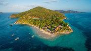 Hotel   Fiji,   Castaway Island Resort in Insel Castaway  in Ozeanien Pazifik in Eigenanreise