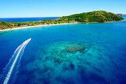Hotel Fiji,   Fiji,   Kokomo Island Fiji in Insel Kadavu  in Ozeanien Pazifik in Eigenanreise