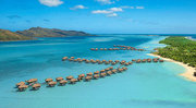 Hotel   Bora Bora,   Four Seasons Bora Bora in Bora Bora  in der Südsee Pazifik in Eigenanreise