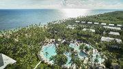 Das Hotel Catalonia Bávaro Beach Golf & Casino Resort in Playa Bávaro