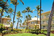 Das HotelSirenis Cocotal Beach Resort in Uvero Alto