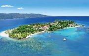 Das Hotel Luxury Bahia Principe Cayo Levantado im Urlaubsort Samana