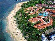 Das Hotel Grand Ventana Beach Resortsesort im Urlaubsort Playa Dorada
