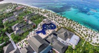 Das Hotel Barceló Bávaro Beach Resort in Bavaro (Punta Cana)