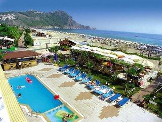 Azak Beach Hotel in Alanya (Türkei)