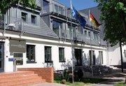 Billige Flüge nach Rostock-Laage (DE) & Strandhotel Dranske in Dranske
