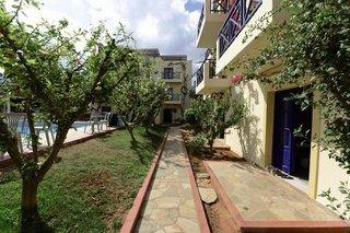 Hotel Griechenland,   Kreta,   Milos Apartments in Mália  auf den Griechische Inseln in Eigenanreise