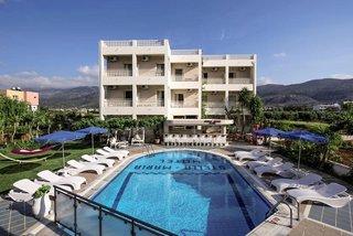 Hotel Griechenland,   Kreta,   Stella Maria Hotel in Mália  auf den Griechische Inseln in Eigenanreise