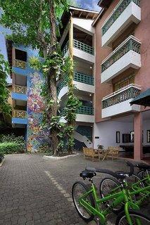 Reisen Familie mit Kinder Hotel         whala!boca chica in Boca Chica