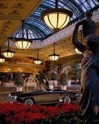 USA,     Nevada,     The Bellagio in Las Vegas  ab Saarbrücken SCN