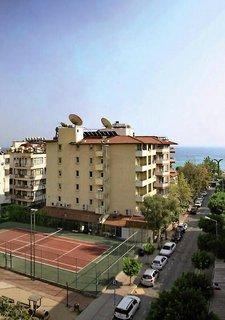 Alanya Beach Hotel in Alanya (Türkei)