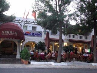 Serhan Hotel in Gümbet (Türkei)