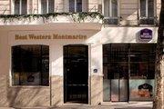 Frankreich,     Paris & Umgebung,     Best Western Hôtel Montmartre Sacré-Coeur in Paris  ab Saarbrücken SCN