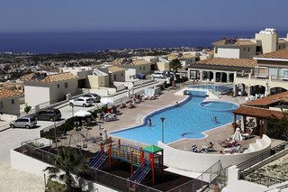 Club St. George Resort in Paphos (Zypern)