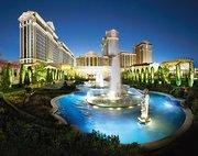 USA,     Nevada,     Caesars Palace in Las Vegas  ab Saarbrücken SCN