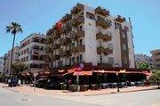 Aslan Hotel in Alanya (Türkei)