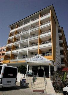 Arsi Hotel in Alanya (Türkei)