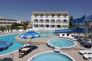 Hotel Griechenland,   Zakynthos,   Hotel Savvas in Laganas  auf den Griechische Inseln in Eigenanreise