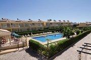 Hotel   Algarve,   Villas Barrocal in Pera  in Portugal in Eigenanreise