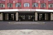 Großbritannien,     London & Umgebung,     The President Hotel in London  ab Saarbrücken SCN