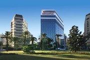 Pauschalreise Hotel Türkei,     Türkische Ägäis,     Mövenpick Hotel Izmir in Izmir