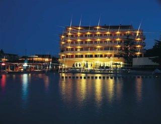 Billige Flüge nach Burgas & Parkhotel Continental in Sonnenstrand