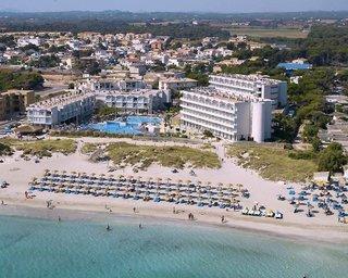 Billige Flüge nach Mallorca & Eix Platja Daurada Appartements in Can Picafort