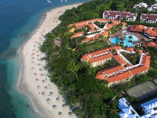 Das Hotel Grand Ventana Beach Resortsesort im Urlaubsort Playa Dorada