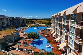Eix Alzinar Mar Suites Hotel in Can Picafort (Spanien) mit Flug ab Hahn
