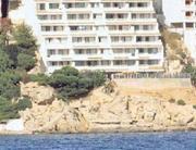 Hotel Spanien,   Mallorca,   HSM Sandalo Beach in Magaluf  auf den Balearen in Eigenanreise
