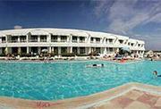 Hotel Spanien,   Menorca,   Beach Club in Playa de Son Parc  auf den Balearen in Eigenanreise