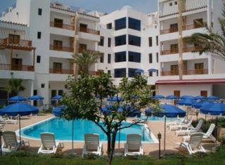 Billige Flüge nach Agadir (Marokko) & Hotel Residence Rihab in Agadir