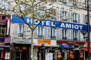 Frankreich,     Paris & Umgebung,     Amiot in Paris  ab Saarbrücken SCN