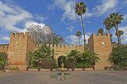 Marokko - Zentralmarokko - Taroudant - Palais Salam