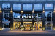Österreich,     Wien & Umgebung,     NH Danube City in Wien  ab Saarbrücken SCN