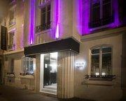Frankreich,     Paris & Umgebung,     Pavillon Nation in Paris  ab Saarbrücken SCN