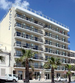 Hotel Malta,   Malta,   Bayview Hotel & Apartments in Sliema  auf Malta Gozo und Comino in Eigenanreise