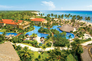 Das Hotel Dreams Punta Cana Resort & Spa in Uvero Alto