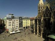 Österreich,     Wien & Umgebung,     Am Stephansplatz in Wien  ab Saarbrücken SCN