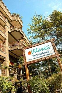 Billige Flüge nach Denpasar (Bali) & Vilarisi Hotel in Legian