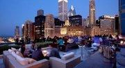 USA,     Illinois,     Trump International Hotel & Tower Chicago in Chicago  ab Saarbrücken SCN