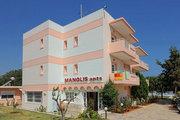 Hotel Griechenland,   Kreta,   Manolis Apartments in Mália  auf den Griechische Inseln in Eigenanreise