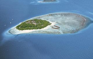 Malediven,     Malediven - Süd Male Atoll,     Fihalhohi Island Resort in Fihalhohi  ab Saarbrücken SCN