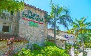 Das HotelPlaya Esmeralda in Juan Dolio
